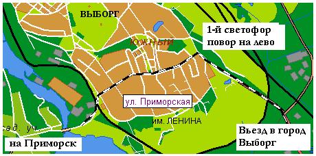приморский турслет карта 2