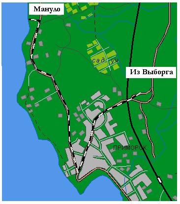 приморский турслет карта 3